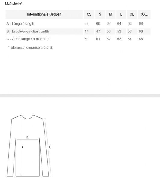 VAPE OR DIE Ladies Sweat Bomber Jacket von Urban Classics