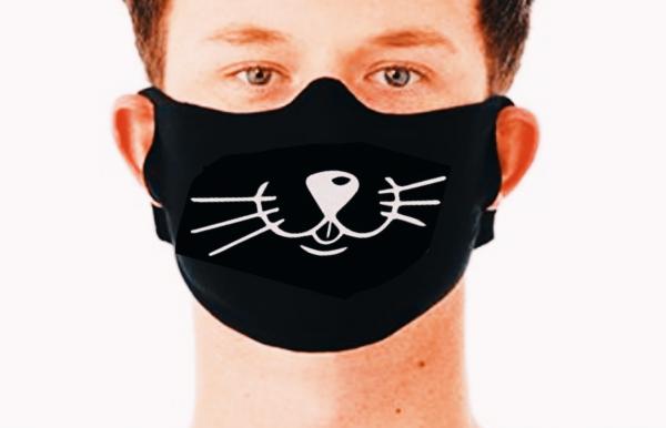 Behelfsmaske Maske CAT