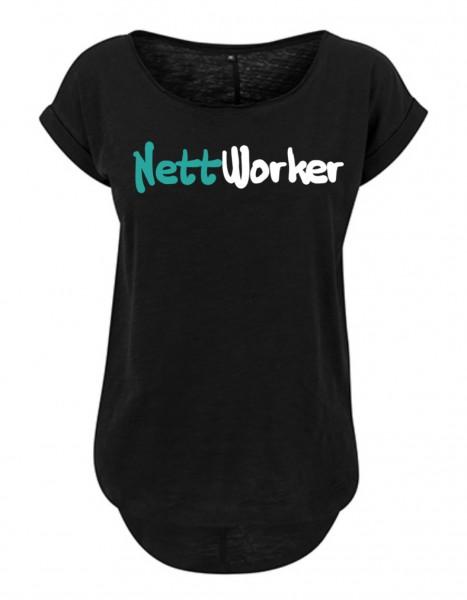 NETT WORKER Slub T-Shirt
