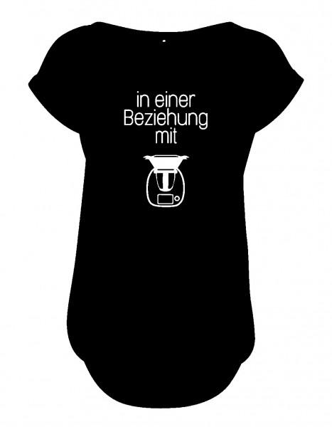 IN EINER BEZIEHUNG MIT Slub T-Shirt