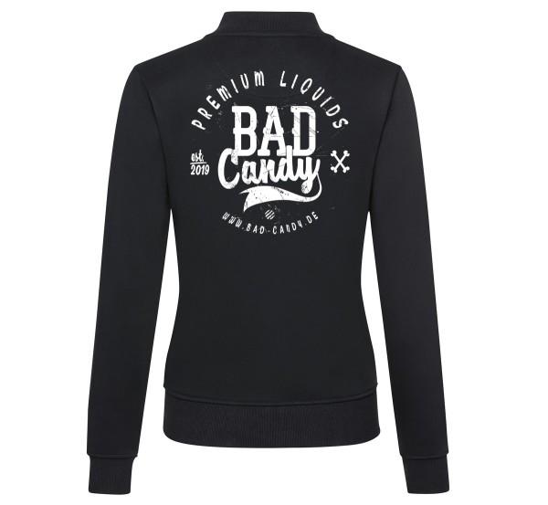 "BAD CANDY Premium Ladies Sweat-Bomberjacke ""BC"""