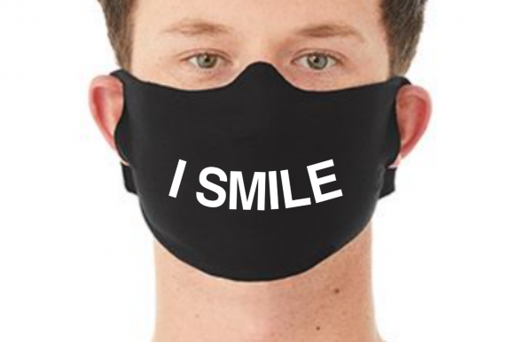 Behelfsmaske Maske I SMILE