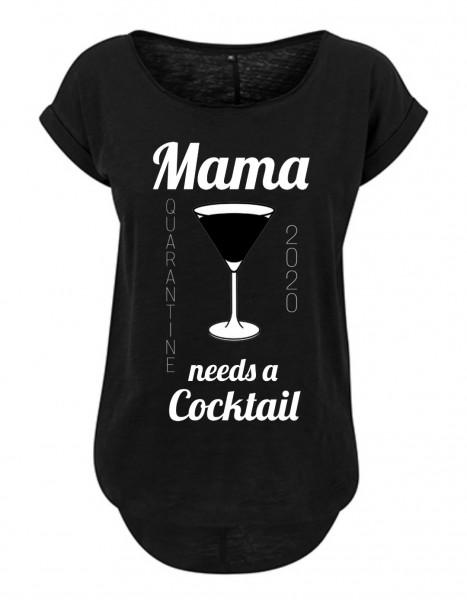 MAMA NEEDS Slub T-Shirt