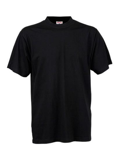 KABO T-Shirt (ERDIG) SCHWARZ ohne Brust