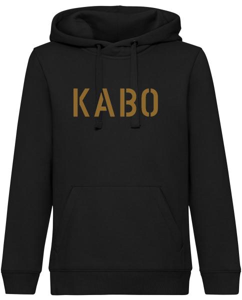 KABO Hoody / Kapuzenpullover ERDIG Brust GROSS