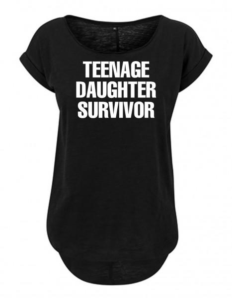TEENAGE DAUGHTER Slub T-Shirt