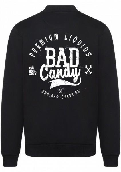 "BAD CANDY Premium Sweat-Bomberjacke ""BC"""