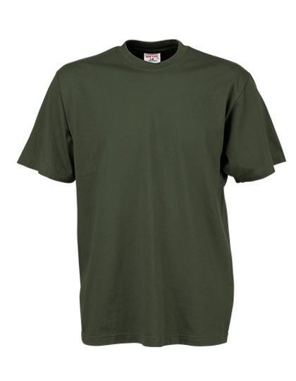 KABO T-Shirt (ERDIG) OLIV ohne Brust
